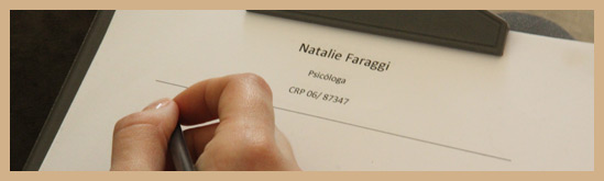 Psicóloga Natalie Faraggi
